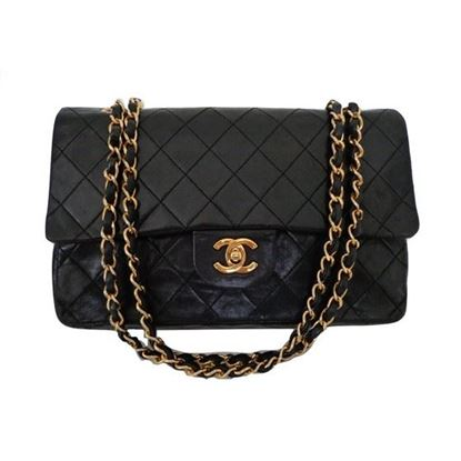 Image of Chanel medium double flap bag