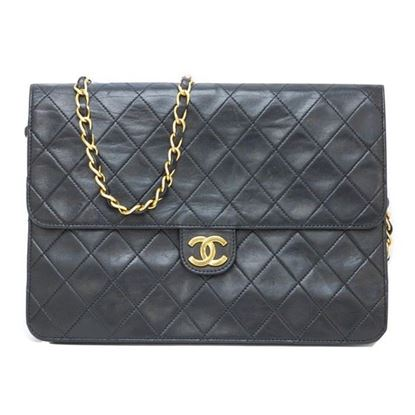 Image of Chanel medium classic flap bag