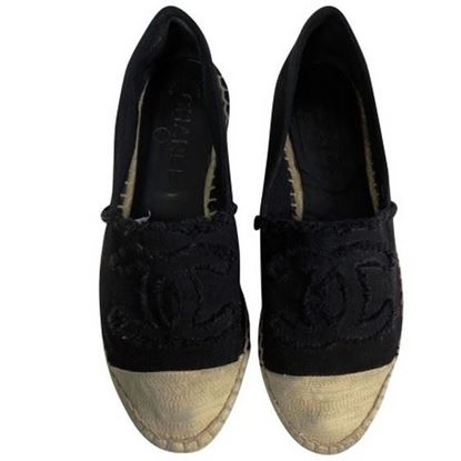 Image of Chanel espadrilles