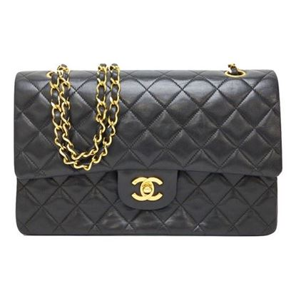 Image of Chanel timeless double flap