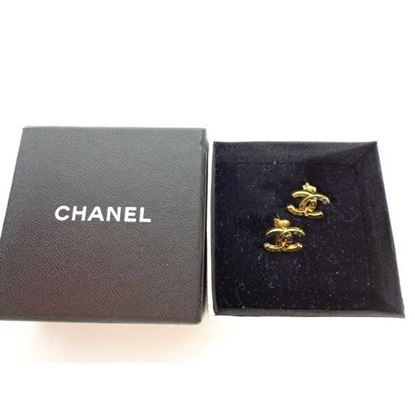 Image of Chanel earpins