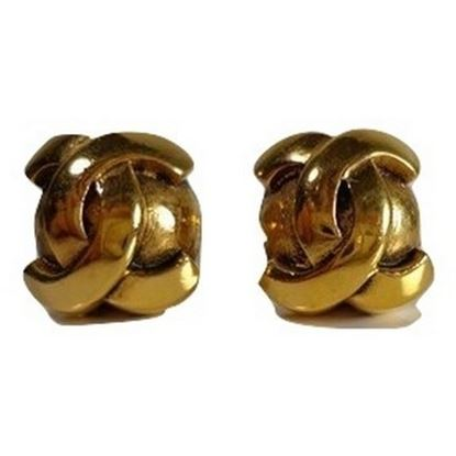 Image of Chanel earclips