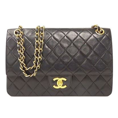 Image of Chanel classic 2.55 medium double flap bag