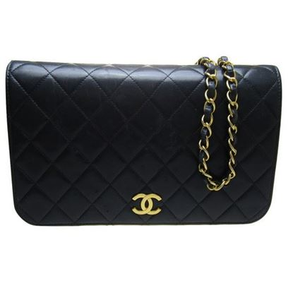 Image of Chanel classic fullflap bag