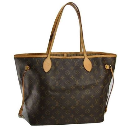 Image of Louis Vuitton Neverfull MM