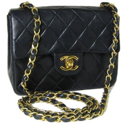 Image of Chanel 2.55 square mini bag