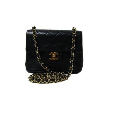 Image of Chanel square 2.55 classic mini bag