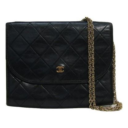 Image of Chanel classic mini WOC bag