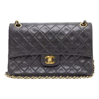 Image of Chanel medium timeless 2.55 double flap bag
