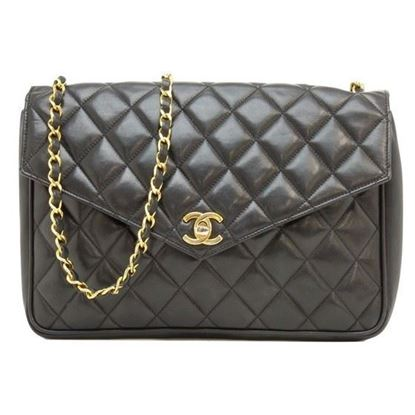 Image of Chanel large classic crossbody flap bag 2.55