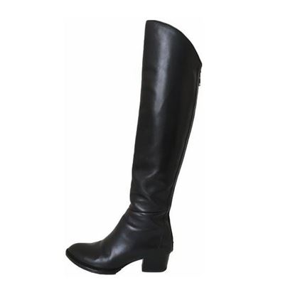 Image of ALEXANDER WANG - Overknee Sigrid boots