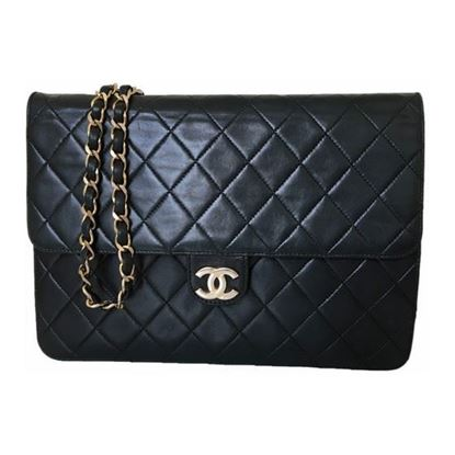 Image of Chanel 2.55 medium flap bag