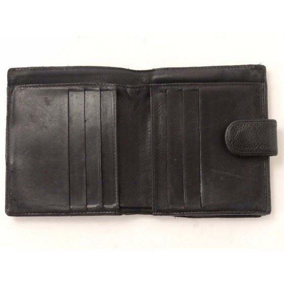 Picture of Chanel caviar leather wallet