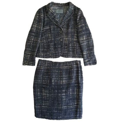 Image of Prada skirt suit