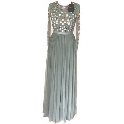 Image of Needle & Thread pastel gown