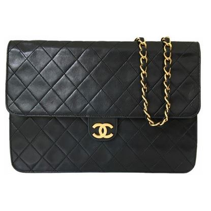Image of Chanel medium 2.55 classic flap bag