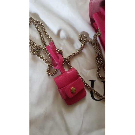 Picture of Furla hot pink metropolis bag