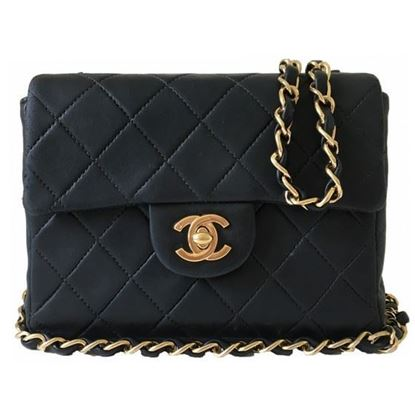 Image of Chanel timeless 2.55 square classic mini bag