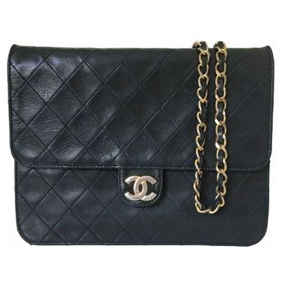 Image of Chanel small timeless 2.55 classic flap bag