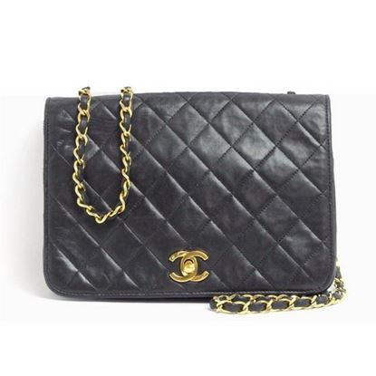 Image of Chanel 2.55 timeless fullflap crossbody bag