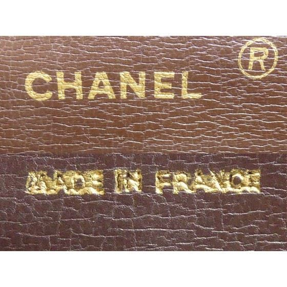 Picture of Chanel timeless 2.55 purple 4-way bag