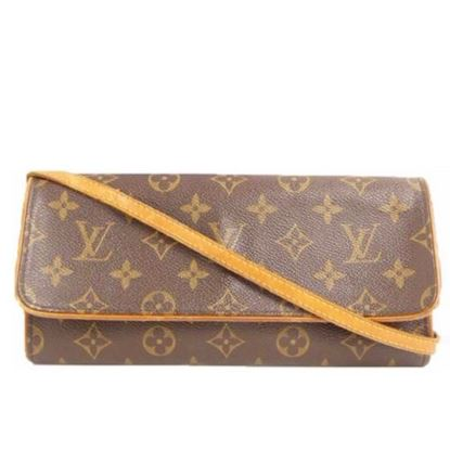 Image of Louis Vuitton pochette twin bag gm pouch bag