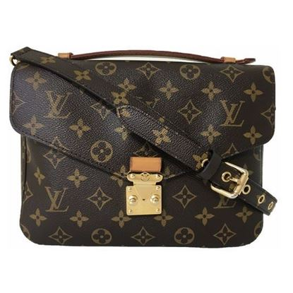 Image of Louis Vuitton pochette Metis monogram