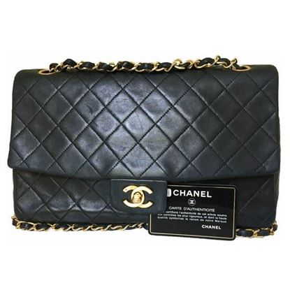Image of Chanel timeless medium/large 2.55 flap bag
