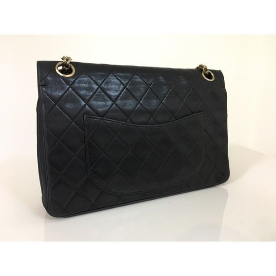 Picture of Chanel medium double flap bag with mademoiselle chain