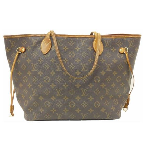 Picture of Louis Vuitton monorgram Neverfull MM