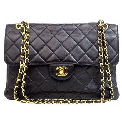 Image of Chanel timeless 2.55 jumbo double face bag