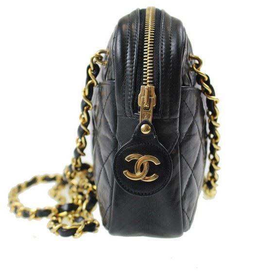 Picture of Chanel classic crossbody ziptop bag