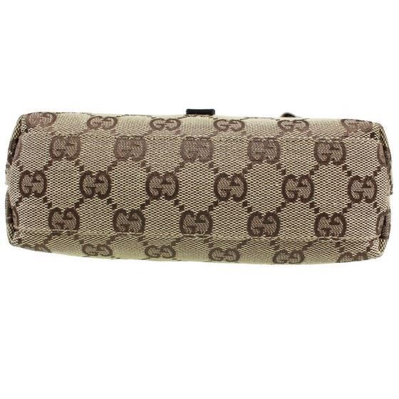 Picture of Gucci ( Rare ) Monogram Gg Waist Pouch/Fanny Pack /beltbag