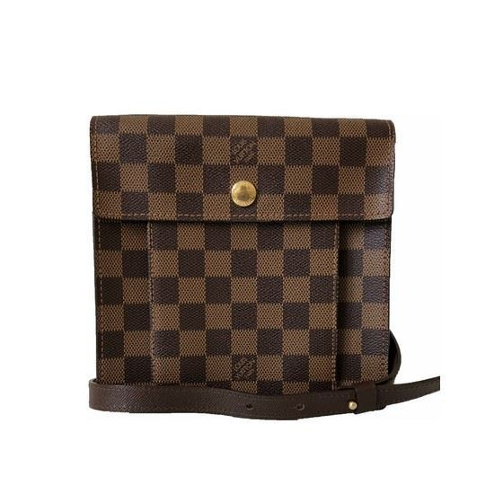 Picture of LOUIS VUITTON, small damier enebe bag MII012