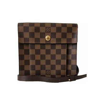 Image of LOUIS VUITTON, small damier enebe bag MII012