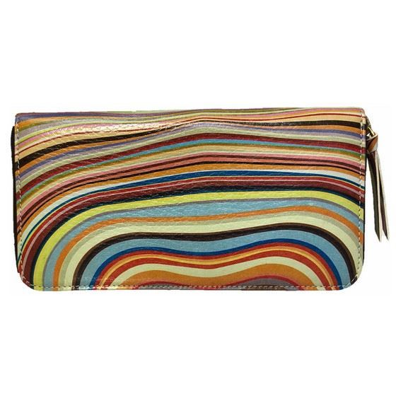 Picture of paul smith multicolor wallet