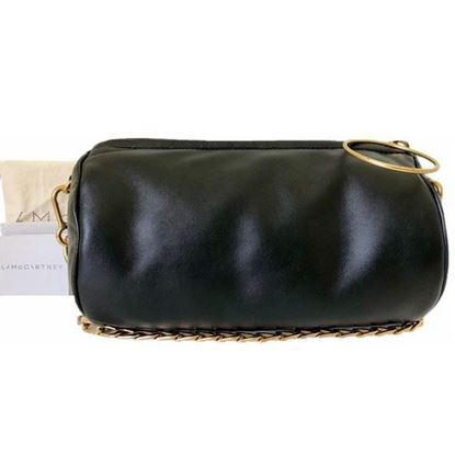 Image of Stella Mccartney black crossbody bag