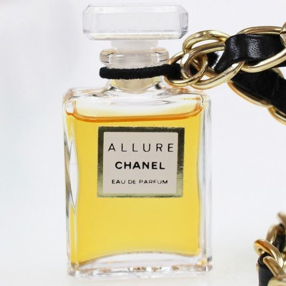 Picture of Chanel perfume necklace