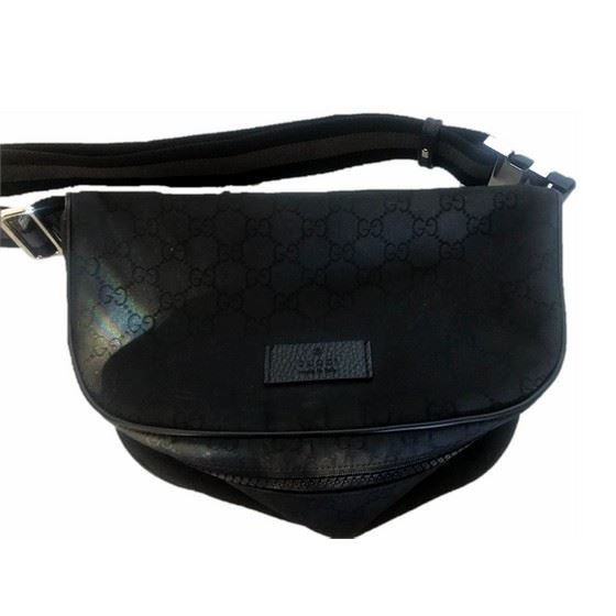 Picture of Gucci Monogram Gg Waist Pouch/Fanny Pack /beltbag