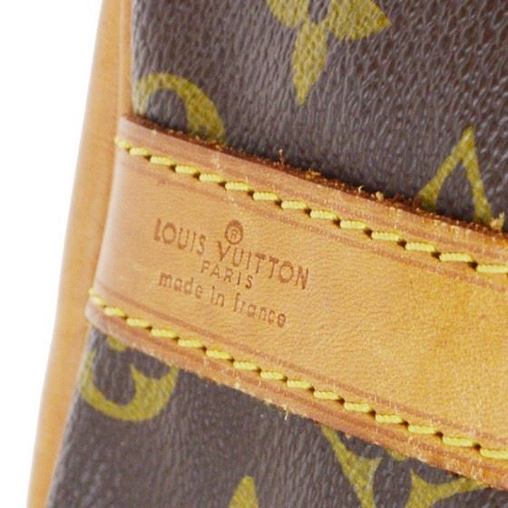 Picture of Louis Vuitton petit NOe bag