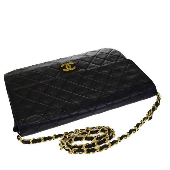 Picture of Chanel 2.55 medium classic flap bag