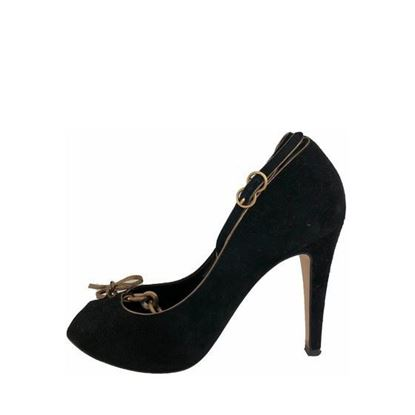 Image of Bally peeptoe heels