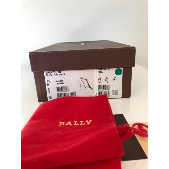 Picture of Bally peeptoe heels