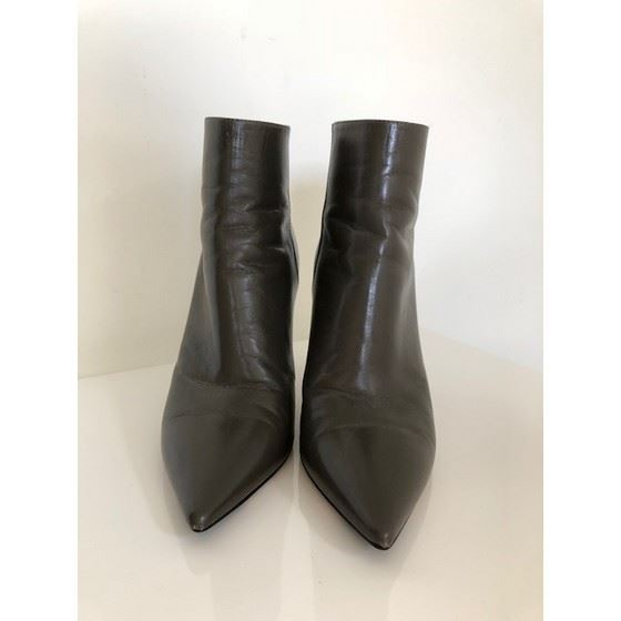Picture of Jimmy Choo green booties