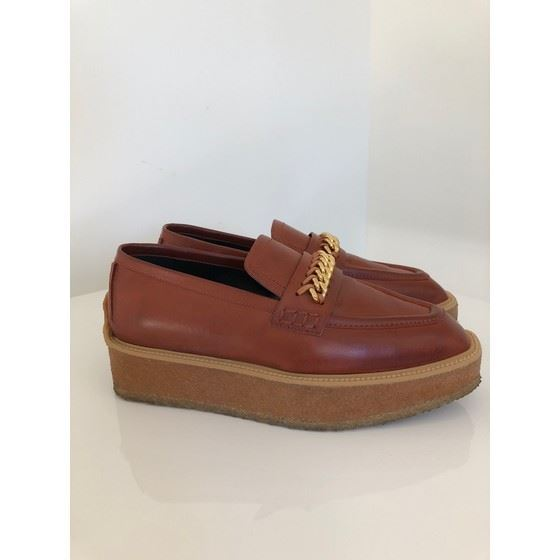 Picture of Stella McCartney brown loafers