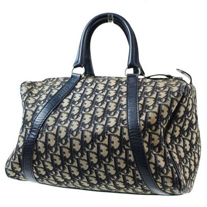 Image of christian dior boston handbag