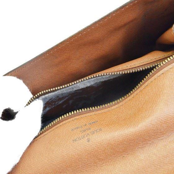 Picture of Louis Vuitton monogram Monceau bag