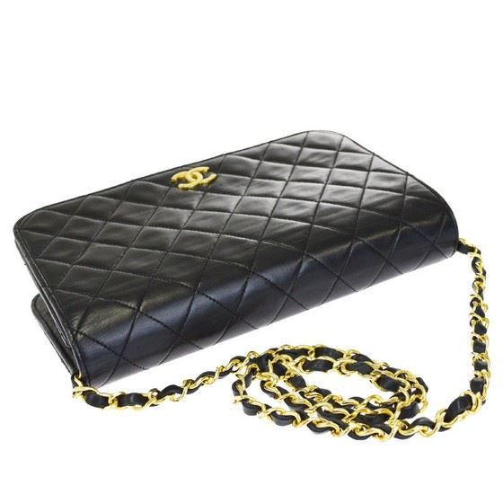 Picture of Chanel medium 2.55 timeless full flap 4-way bag