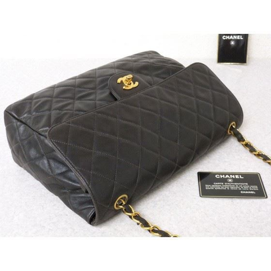 Picture of Chanel 2.55 classic timeless jumbo crossbody bag