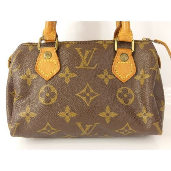 Picture of LOUIS VUITTON Speedy mini sac HL bag FROM Monogram Canvas